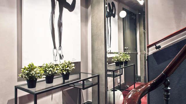 Best Western Paris Gare Saint Lazare - escalier