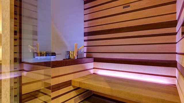 Week-end avec spa à Milan dans un élégant business hôtel