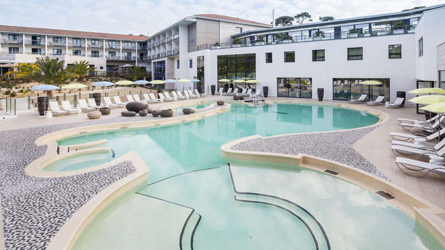 Hotel les bains d Arguin Spa by Thalazur - lesbainsdarguin-