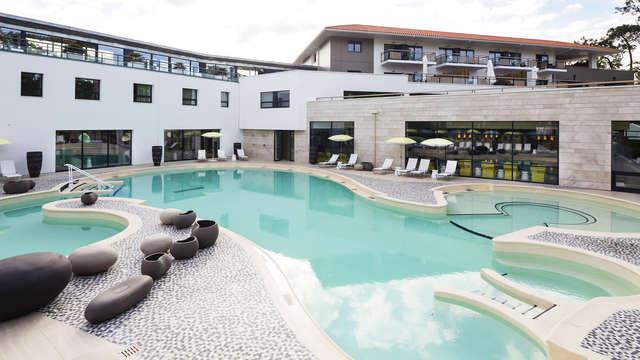 Hotel les bains d Arguin Spa by Thalazur - lesbainsdarguin- -