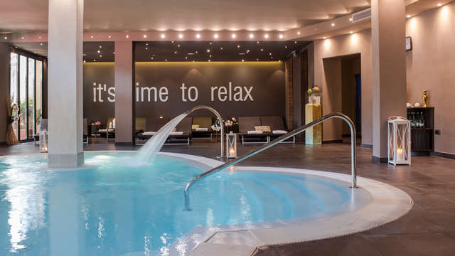 Weekend benessere in Toscana con spa inclusa!