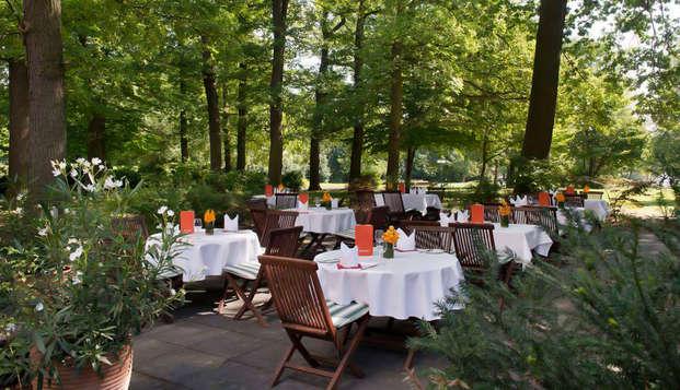 Culinair verblijf in Koblenz met halfpension (vanaf 2 nachten)
