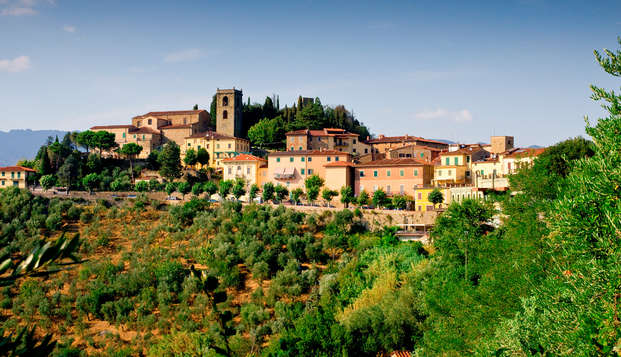 Pasa unos días de relax en un hotel de 4* con spa en Montecatini Terme (3x2)