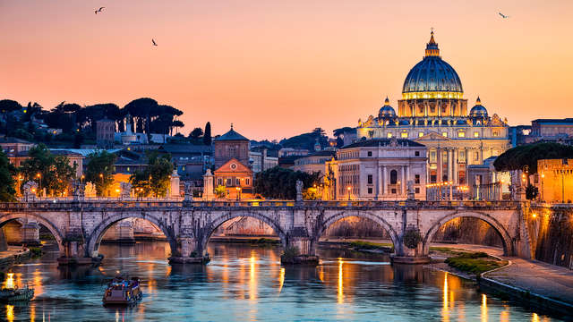 Rome mystérieuse et romantique