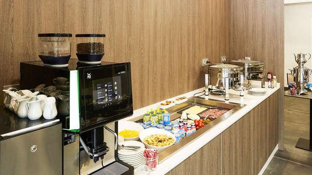 Quality Hotel Belfort Centre - PDJ