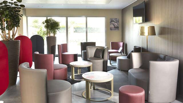 Quality Hotel Belfort Centre - salon