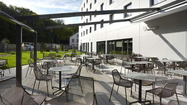 Quality Hotel Belfort Centre - terrasse