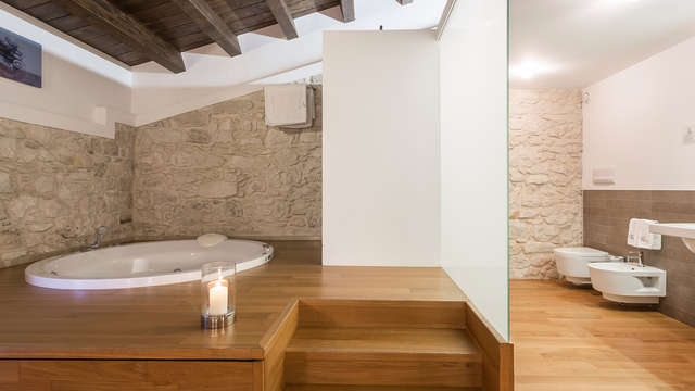 Weekend di coppia a Ragusa: notte in hotel 4* in Suite con Jacuzzi