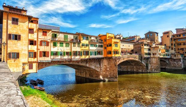 Dos noches en el corazón de Florencia en Superior 4 *