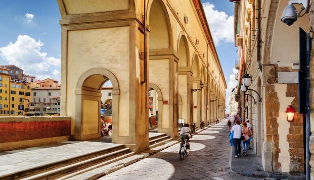 Descubre la renacentista ciudad de Florencia