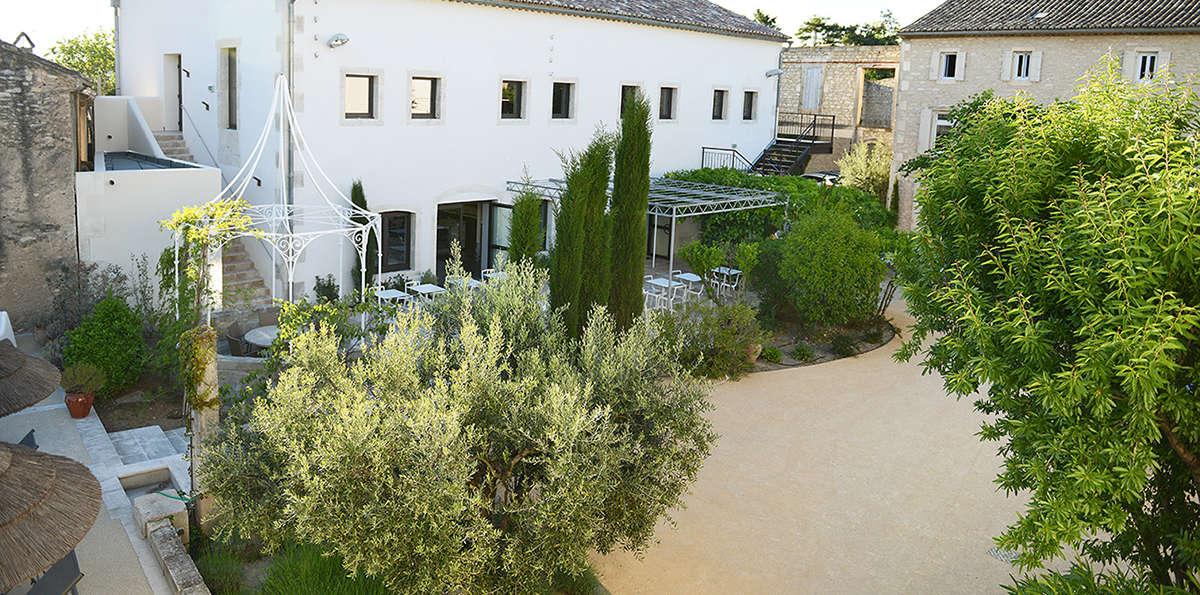 Weekend détente avec accès spa à Saint-Rémy-de-Provence
