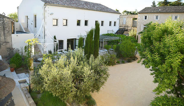 Escapada relax en Saint-Rémy-de-Provence