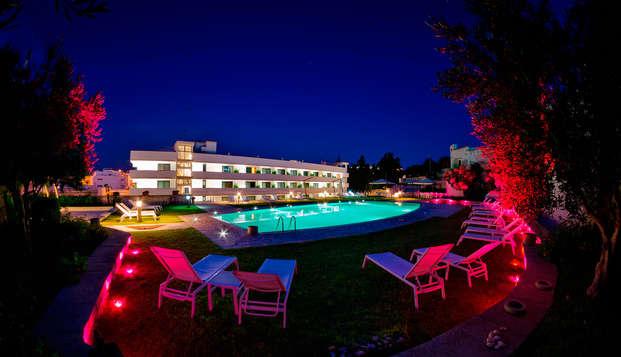 Offerta ad Otranto: in un resort nel centro città in mezza pensione