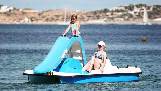1 Location de pédalo chez Oh Yeah Malta pour 2 adultes (tous les jours)