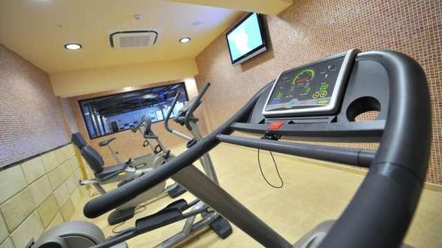 1 acceso al gimnasio