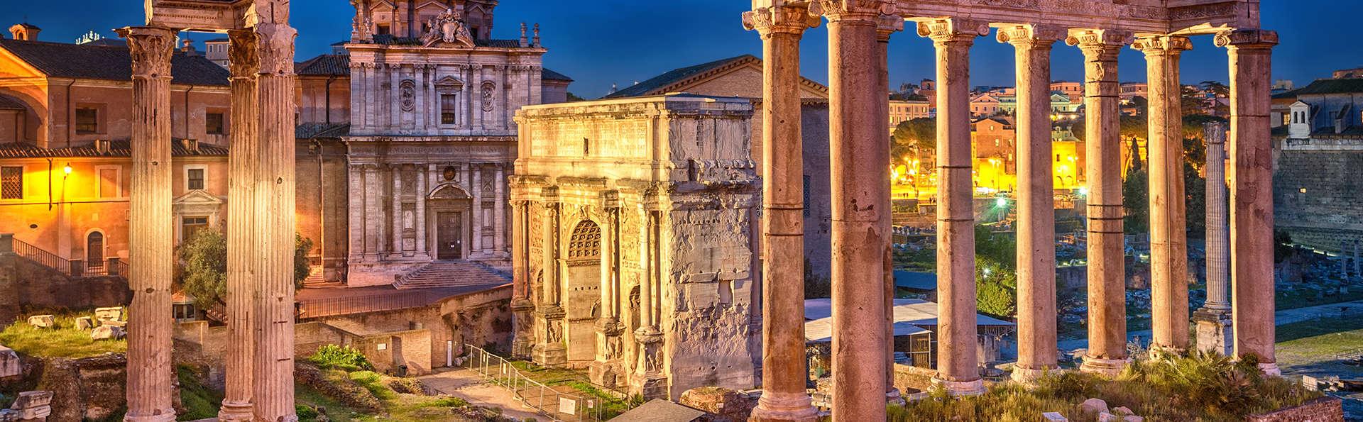 ¡Especial verano! Cómodo hotel a las afueras de Roma cerca del acceso al metro