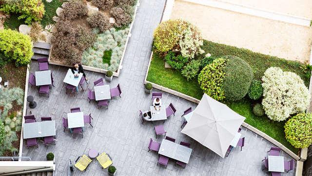 Novotel Suites Paris Montreuil Vincennes - aerea