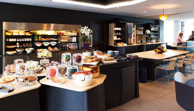 Novotel Suites Paris Montreuil Vincennes - buffet