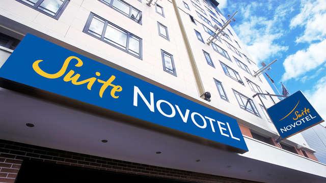 Novotel Suites Paris Montreuil Vincennes - front
