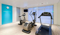 Accès à la salle de fitness