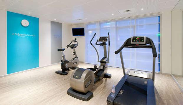 Novotel Suites Paris Montreuil Vincennes - gym
