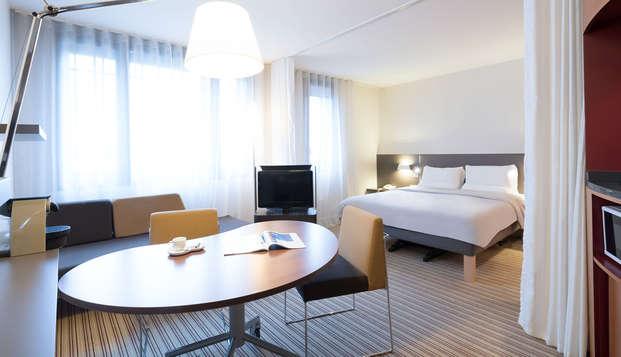 Novotel Suites Paris Montreuil Vincennes - Suite-