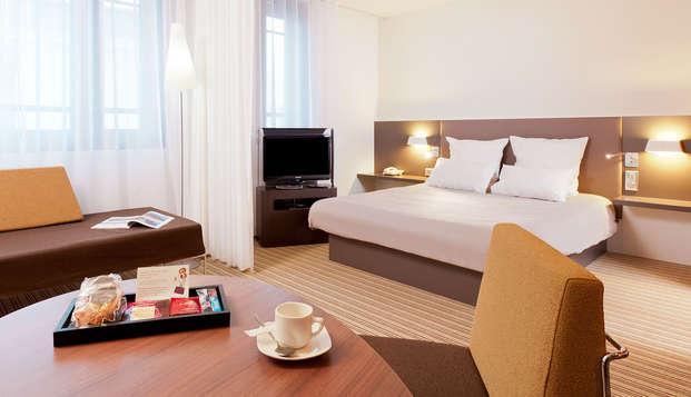 Novotel Suites Paris Montreuil Vincennes - Suite