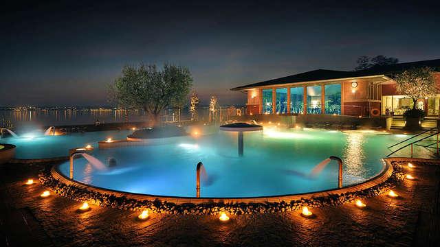 Nuit au centre de Viterbe avec accès au Terme dei Papi inclus !