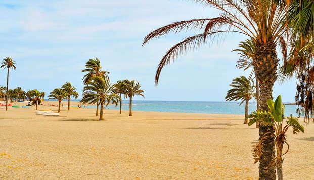 Evadez-vous à deux pas de la mer et découvrez el Cabo de Gato