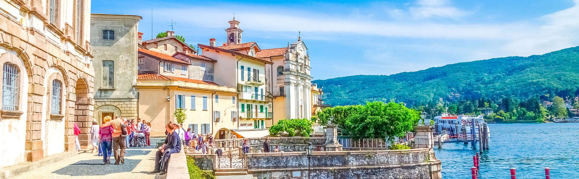 Notti in hotel in posizione perfetta per il Lago Maggiore e l'aeroporto di Malpensa!