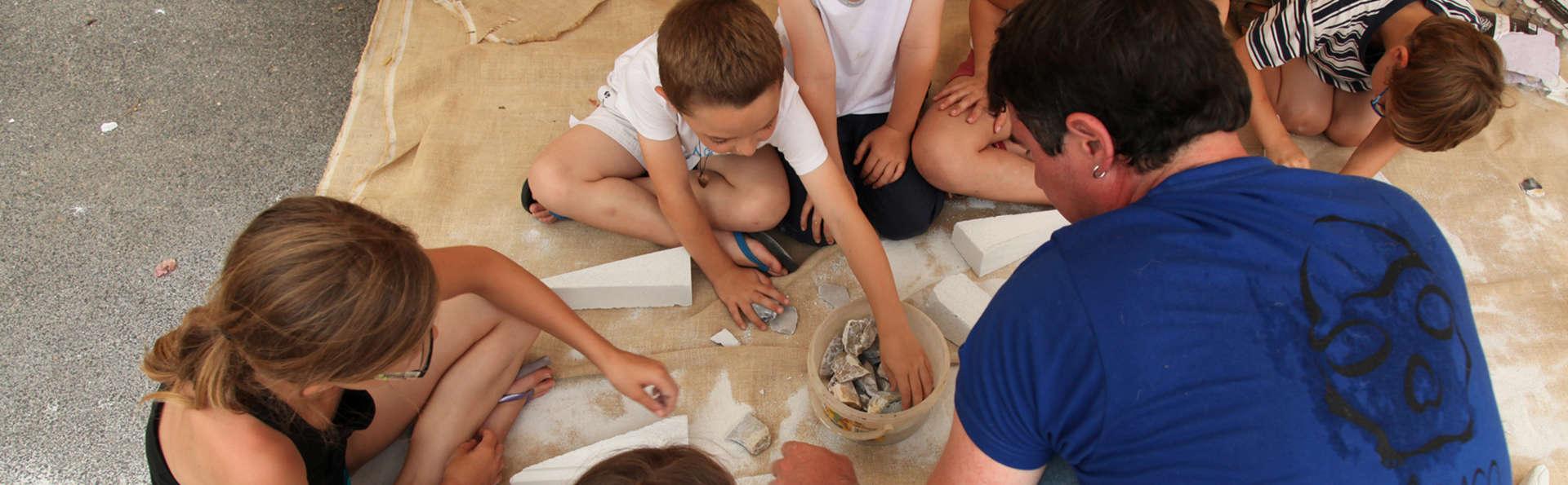 Week-end à Canet-En-Roussillon et entrées au musée Préhistoire de Tautavel