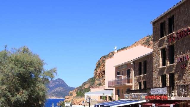 Hotel Le Subrini - hotel-porto-corse- - fccddfd