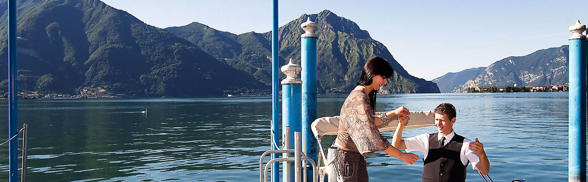 Moments de rêve au Lac d'Iseo !