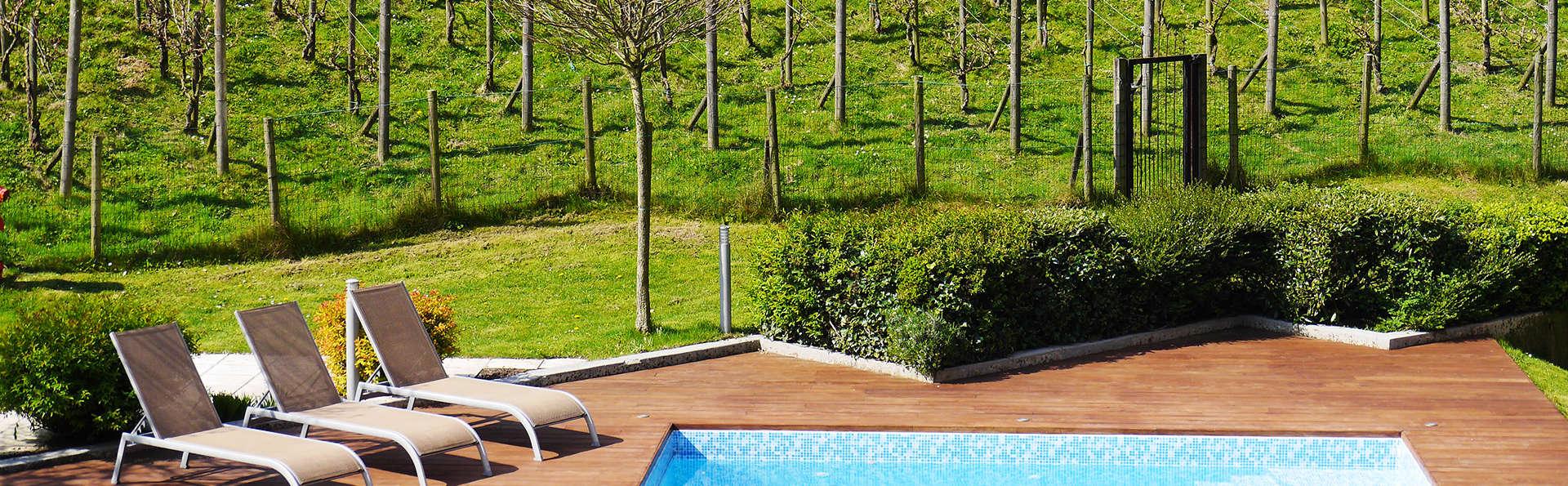 Bubbels, natuur en wijngaarden in Nijvel