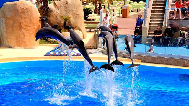 Weekend sotto il sole di Antibes con ingressi al parco divertimenti Marineland