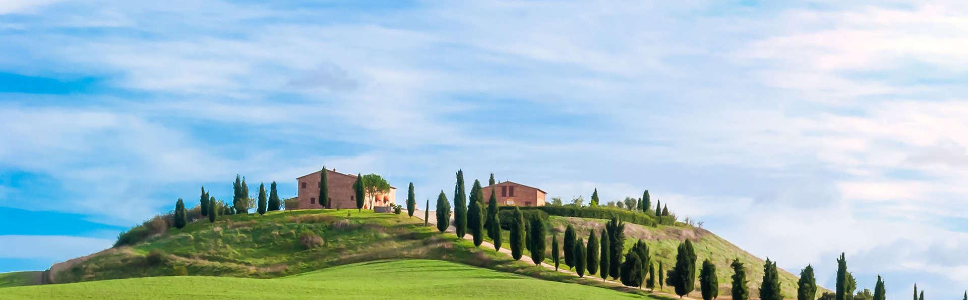 Soggiorno in ottima struttura nel cuore della campagna Toscana