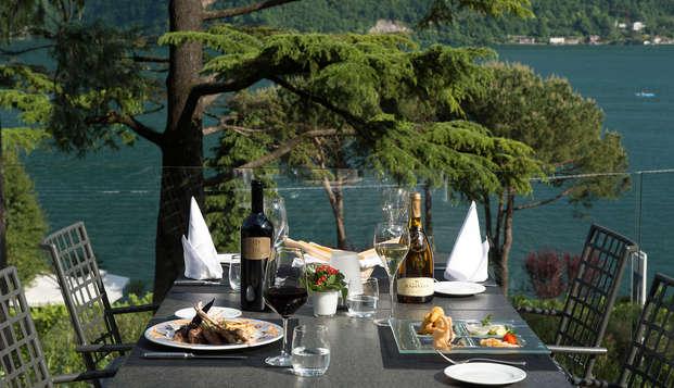 Bienestar y gastronomía en el lago de Lugano