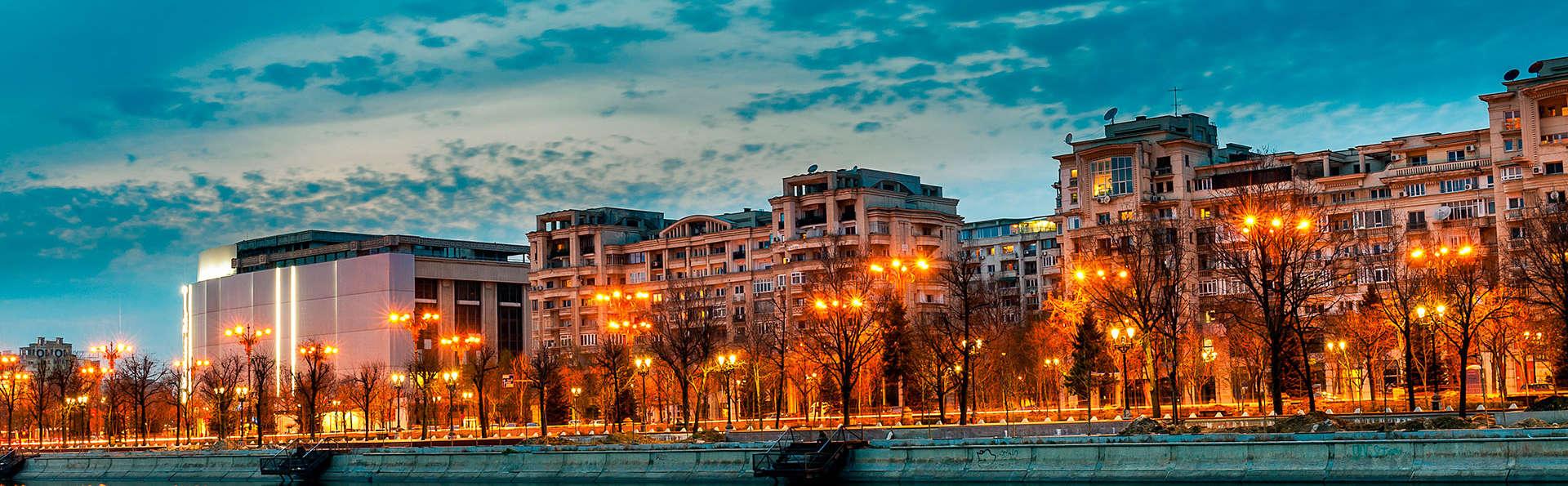 Una fuga di passione con cena romantica a Bucarest (da 2 notti)