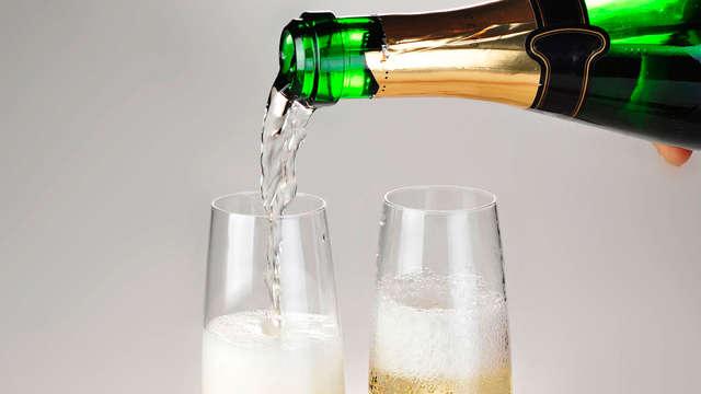 drankje prosecco voor 2 volwassenen