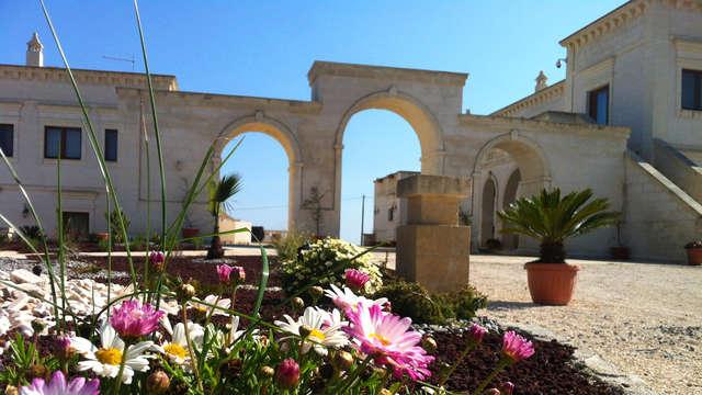 Un weekend da sogno in agriturismo in Puglia