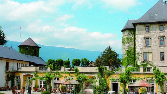 Chateau de Candie - chateaudecandie