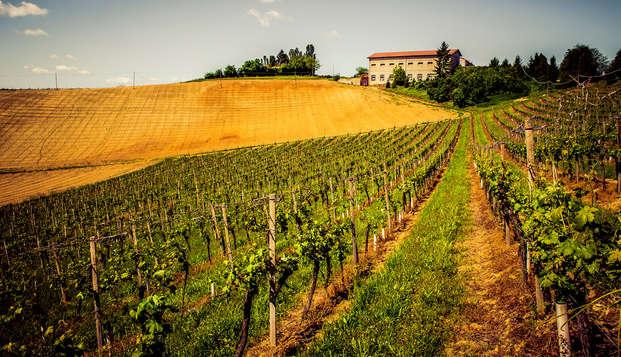 Weekend in landhuis in Acqui Terme in de buurt van Monferrato