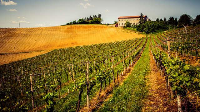 Escapada rústica en Monferrato, cerca de Acqui Terme
