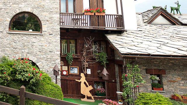 Soggiorno speciale in Valle d'Aosta: sorprendi la tua dolce metà con la colazione in camera!