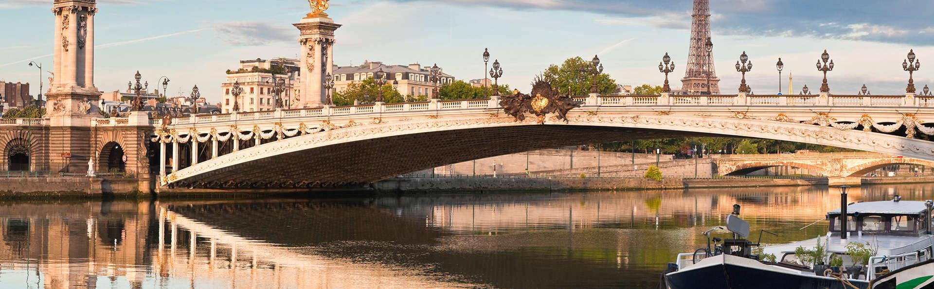 Week-end détente près de Paris