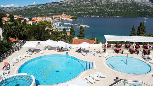 Gastronomía croata y relax en la isla de Korčula (desde 3 noches)