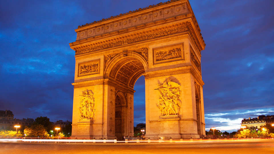 Week end citytrip paris partir de 206 for Hotel branche a paris