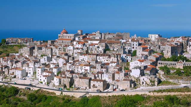 Offerta del momento in Puglia: prenota ora 2 notti a Vico del Gargano