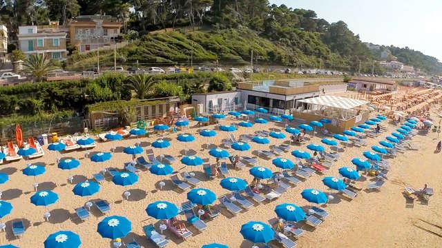 Speciale estate: soggiorno a due passi dal Gargano con accesso alla spiaggia!