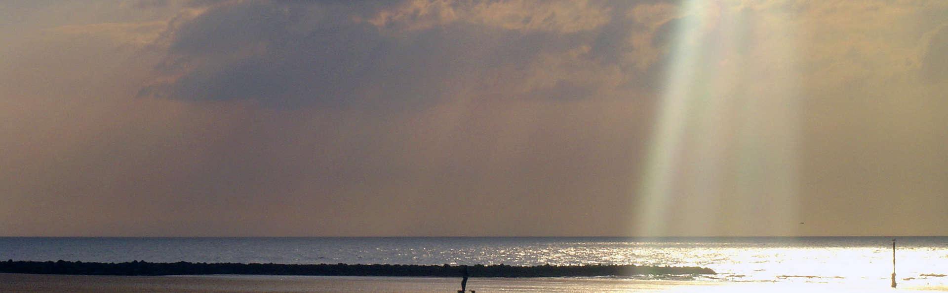 Uitwaaien aan het strand van Westende (vanaf 2 nachten)